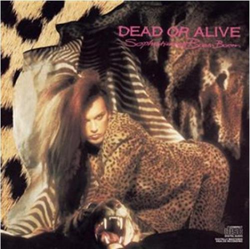 Dead Or Alive Sophisticated Boom Boom CD album (CDLP) UK DOACDSO413873