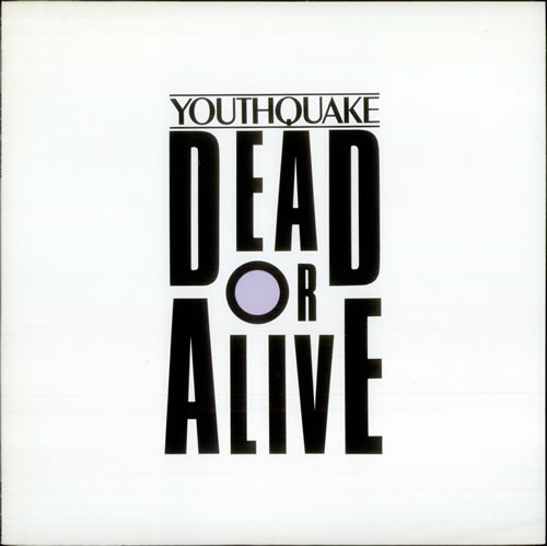 Dead Or Alive Youthquake Japanese Picture Disc Lp Vinyl Picture Disc Album 208048