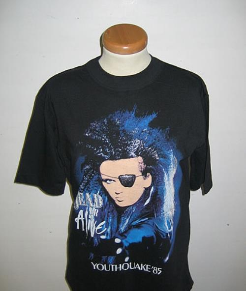 Dead Or Alive Youthquake Japanese T Shirt 340342