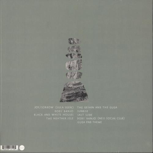 Dead Rat Orchestra The Guga Hunters Of Ness + Shrink vinyl LP album (LP record) UK 1EZLPTH746444