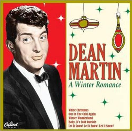 Dean Martin Christmas.Dean Martin A Winter Romance Uk Cd Album Cdlp 413948
