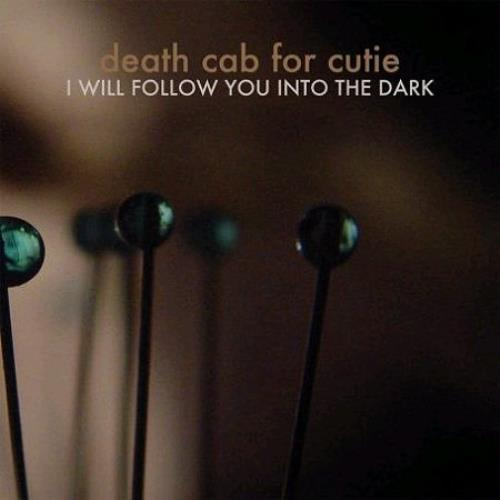 "Death Cab For Cutie I Will Follow You Into The Dark CD single (CD5 / 5"") UK DCZC5IW365111"