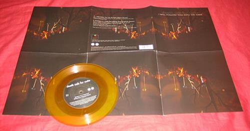 "Death Cab For Cutie I Will Follow You Into The Dark 7"" vinyl single (7 inch record) UK DCZ07IW365116"