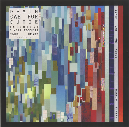 Death Cab For Cutie Narrow Stairs Us Promo Display 500070