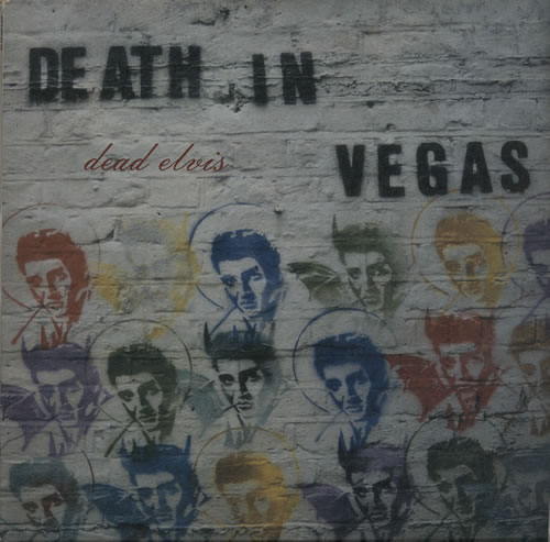 Death In Vegas Dead Elvis 2-LP vinyl record set (Double Album) UK DEA2LDE583472