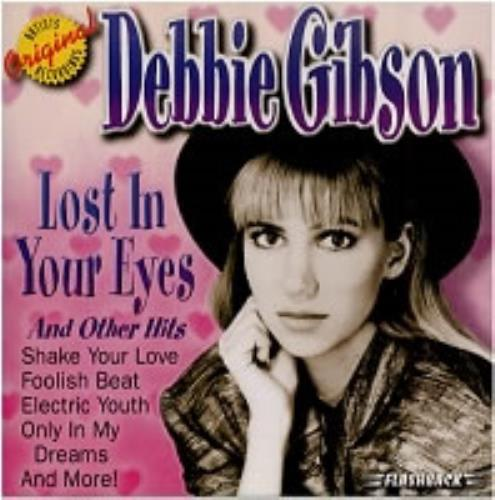 Debbie Gibson Lost In Your Eyes And Other Hits CD album (CDLP) Korean GIBCDLO150092