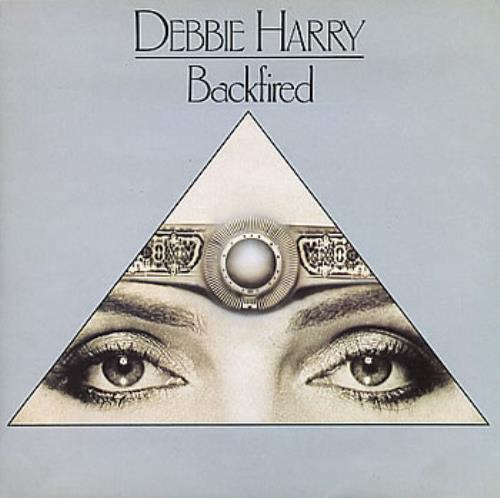 "Debbie Harry Backfired 7"" vinyl single (7 inch record) UK DEB07BA11279"