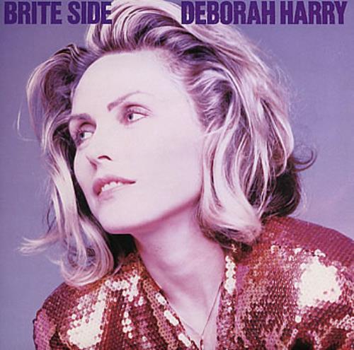 """Debbie Harry Brite Side 7"""" vinyl single (7 inch record) UK DEB07BR177790"""