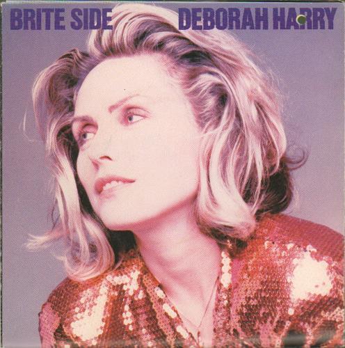 """Debbie Harry Brite Side 7"""" vinyl single (7 inch record) UK DEB07BR18482"""