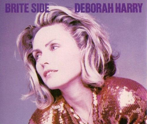 "Debbie Harry Brite Side CD single (CD5 / 5"") UK DEBC5BR48382"