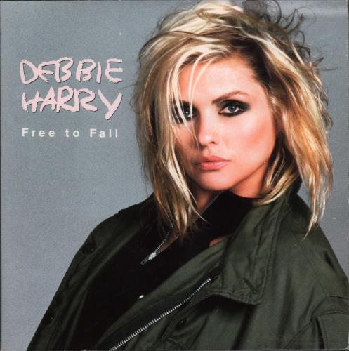 "Debbie Harry Free To Fall 7"" vinyl single (7 inch record) UK DEB07FR189202"