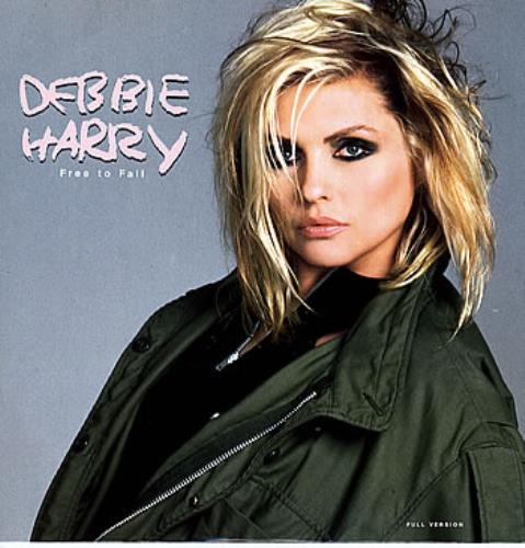 "Debbie Harry Free To Fall 12"" vinyl single (12 inch record / Maxi-single) UK DEB12FR27643"