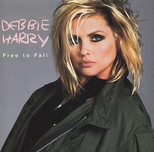 "Debbie Harry Free To Fall 7"" vinyl single (7 inch record) UK DEB07FR399877"