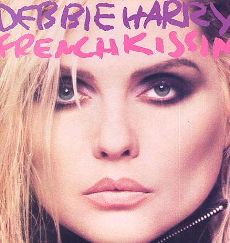 "Debbie Harry French Kissin' In The USA 7"" vinyl single (7 inch record) Australian DEB07FR28172"