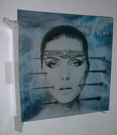 Debbie Harry KooKoo - Light Box display US DEBDIKO312065