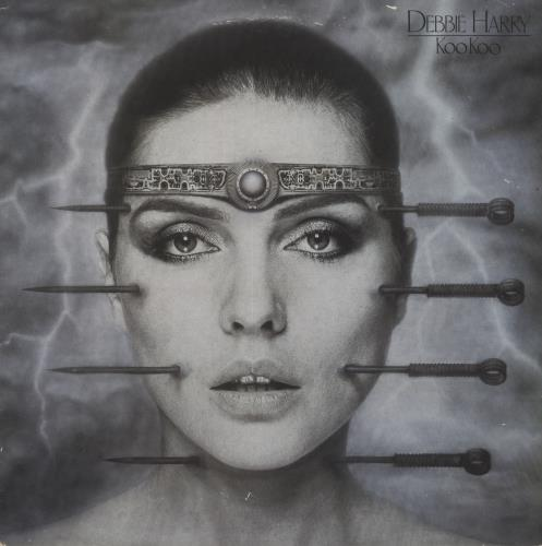 Debbie Harry KooKoo vinyl LP album (LP record) UK DEBLPKO288210