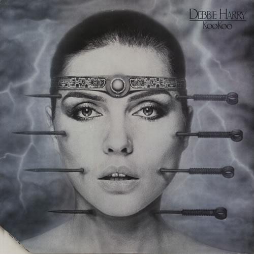 Debbie Harry KooKoo vinyl LP album (LP record) US DEBLPKO436578