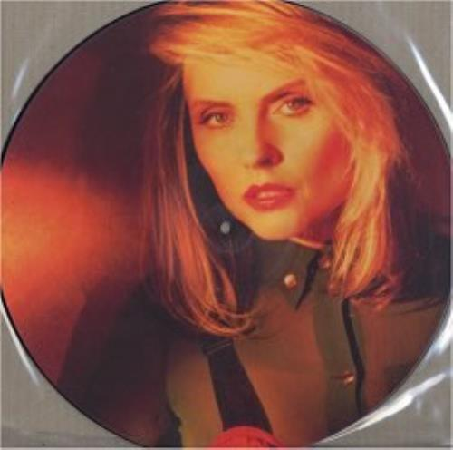 """Debbie Harry Sweet And Low 12"""" vinyl picture disc 12inch picture disc record UK DEB2PSW12219"""