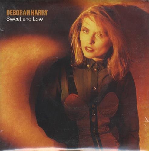 "Debbie Harry Sweet And Low 7"" vinyl single (7 inch record) UK DEB07SW34868"