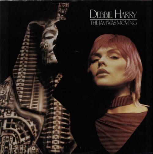 "Debbie Harry The Jam Was Moving 12"" vinyl single (12 inch record / Maxi-single) UK DEB12TH11740"