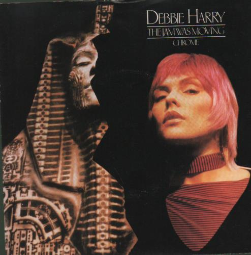 "Debbie Harry The Jam Was Moving 7"" vinyl single (7 inch record) UK DEB07TH35679"