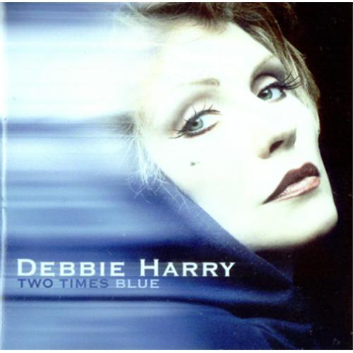 Debbie Harry Two Times Blue CD-R acetate UK DEBCRTW414812