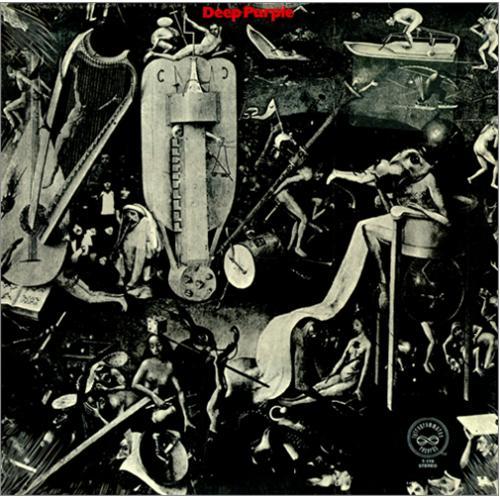 Deep Purple Deep Purple - Sealed vinyl LP album (LP record) US DEELPDE420015