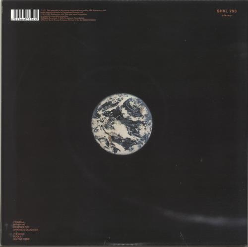 Deep Purple Fireball - 180gm vinyl LP album (LP record) UK DEELPFI706007