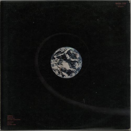 Deep Purple Fireball - 1st - EX vinyl LP album (LP record) UK DEELPFI549502