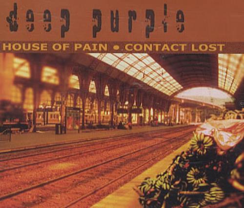 "Deep Purple House Of Pain - sealed CD single (CD5 / 5"") European DEEC5HO272353"