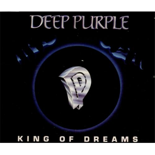 "Deep Purple King Of Dreams CD single (CD5 / 5"") German DEEC5KI44032"