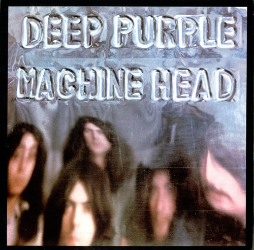 Deep Purple Machine Head - 1st - EX vinyl LP album (LP record) UK DEELPMA79538