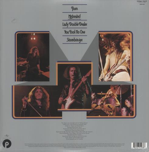 Deep Purple Made In Europe - Purple Vinyl - Sealed vinyl LP album (LP record) UK DEELPMA748000