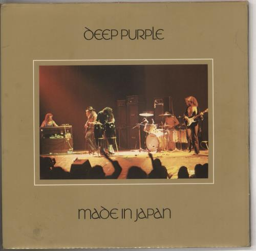 Deep Purple Made In Japan - 1st - EX 2-LP vinyl record set (Double Album) UK DEE2LMA740106