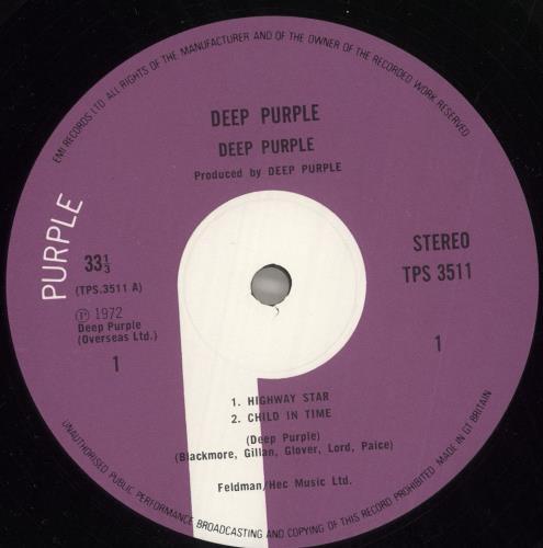 Deep Purple Made In Japan - 2nd Laminated - EX 2-LP vinyl record set (Double Album) UK DEE2LMA99672