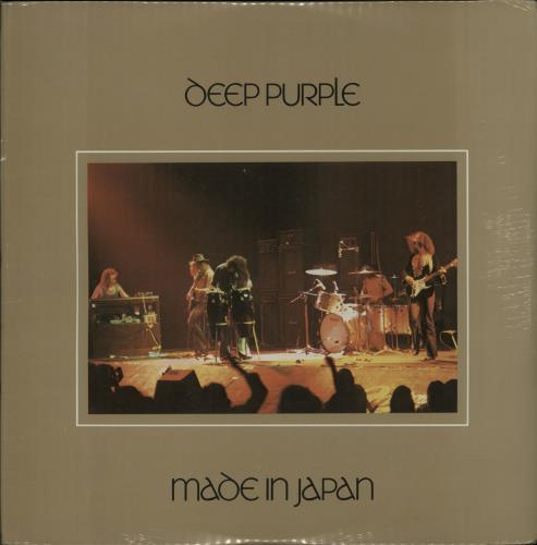 Deep Purple Made In Japan - Sealed 2-LP vinyl record set (Double Album) US DEE2LMA644188
