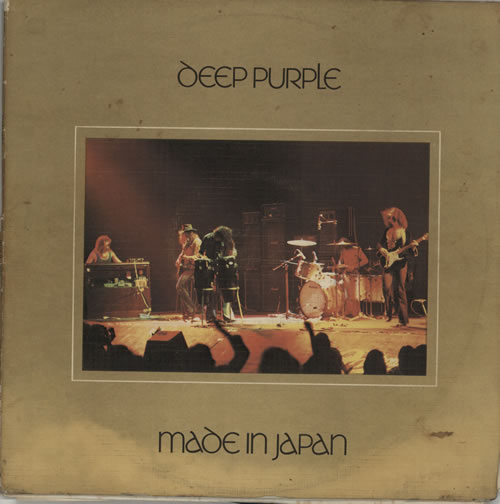 Deep Purple Made In Japan - VG 2-LP vinyl record set (Double Album) South African DEE2LMA629468