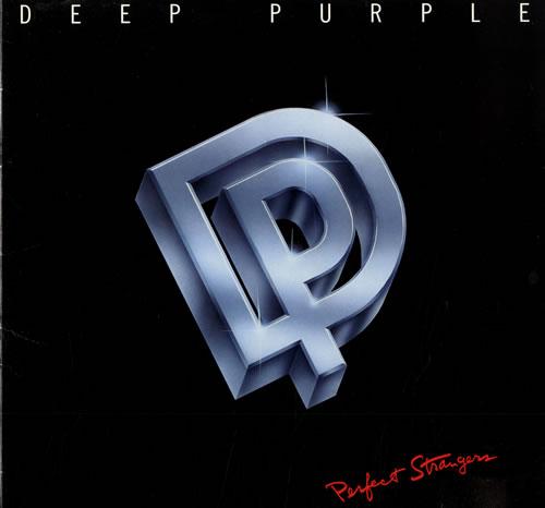 Deep Purple Perfect Strangers vinyl LP album (LP record) German DEELPPE564972