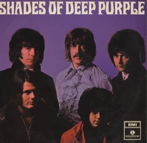 Deep Purple Shades Of Deep Purple - 2nd - EX vinyl LP album (LP record) UK DEELPSH64493