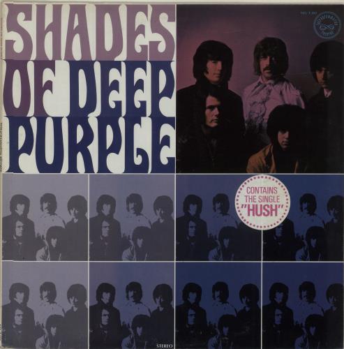 Deep Purple Shades Of Deep Purple Stickered P S Us Vinyl Lp Album Lp Record 573936,Subway Tile Backsplash Pictures