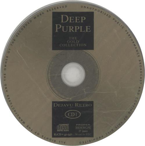 Deep Purple The Deep Purple Story 2 CD album set (Double CD) German DEE2CTH656233