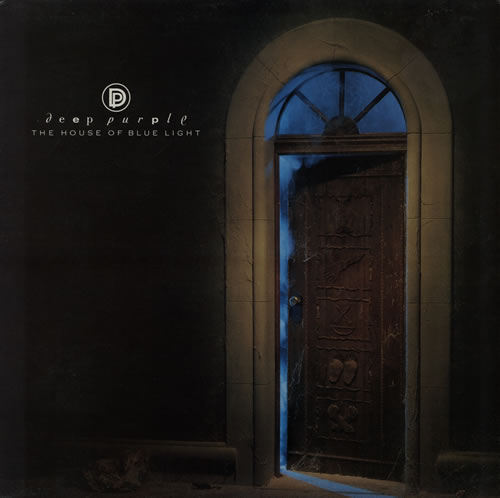 Deep Purple The House Of Blue Light vinyl LP album (LP record) UK DEELPTH579079