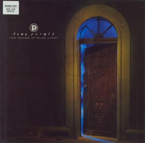 Deep Purple The House Of Blue Light vinyl LP album (LP record) German DEELPTH769626