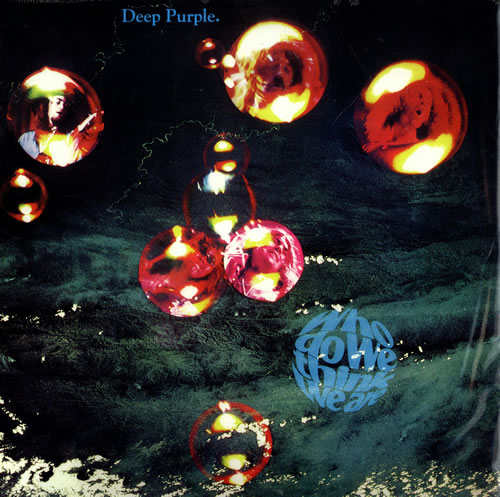 Deep Purple Who Do We Think We Are vinyl LP album (LP record) US DEELPWH491054