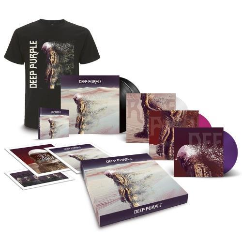 Deep Purple Whoosh! - Sealed Vinyl Box Set UK DEEVXWH750146