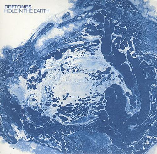 "Deftones Hole In The Earth CD single (CD5 / 5"") UK DFTC5HO378991"