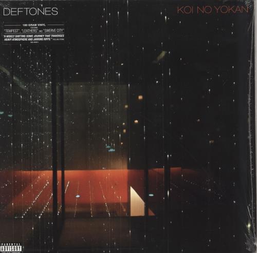 Deftones Koi No Yokan - 180 Gram Vinyl vinyl LP album (LP record) UK DFTLPKO728014