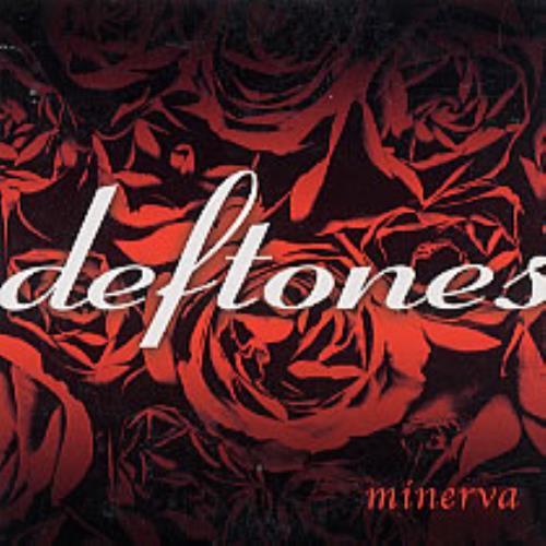 "Deftones Minerva CD single (CD5 / 5"") German DFTC5MI247511"