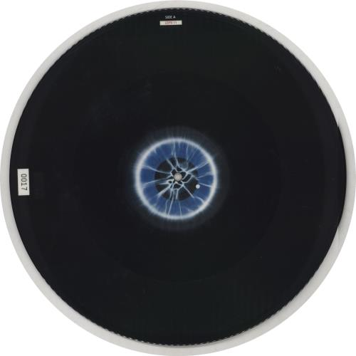 """Def Leppard Tonight - 0017 12"""" vinyl picture disc 12inch picture disc record UK DEF2PTO754067"""