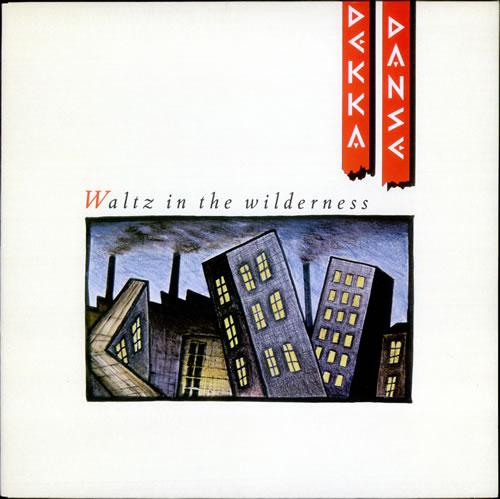 Dekka Danse Waltz In The Wilderness vinyl LP album (LP record) UK DP-LPWA523794